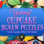 Cupcake Jigsaw Puzzles Yummy Cupcakes Without The Calories!