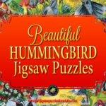 Hummingbird Jigsaw Puzzles Absolutely Beautiful