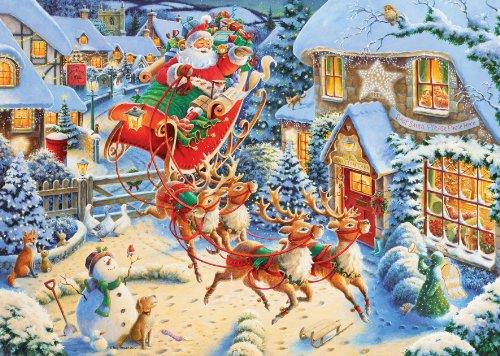 ravensburger christmas puzzle 2010 - Ravensburger Christmas Puzzles