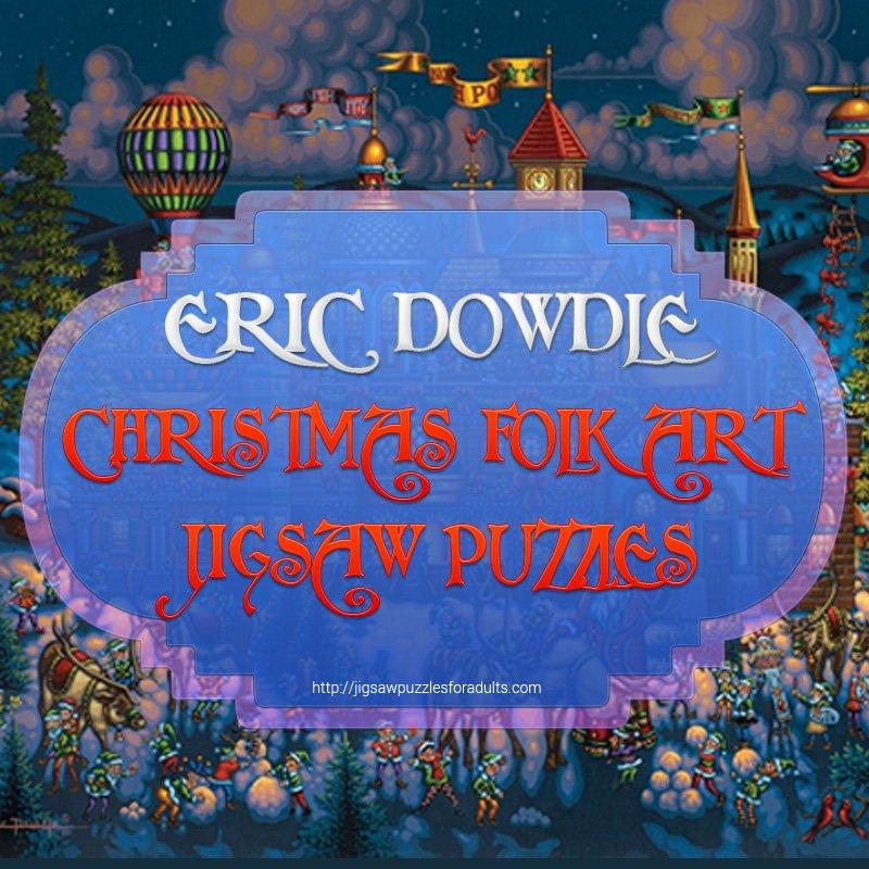 Dowdle Christmas Puzzles