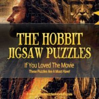 The Hobbit Jigsaw Puzzles