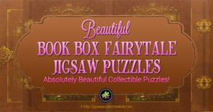 Book Box Fairytale Collection Puzzles