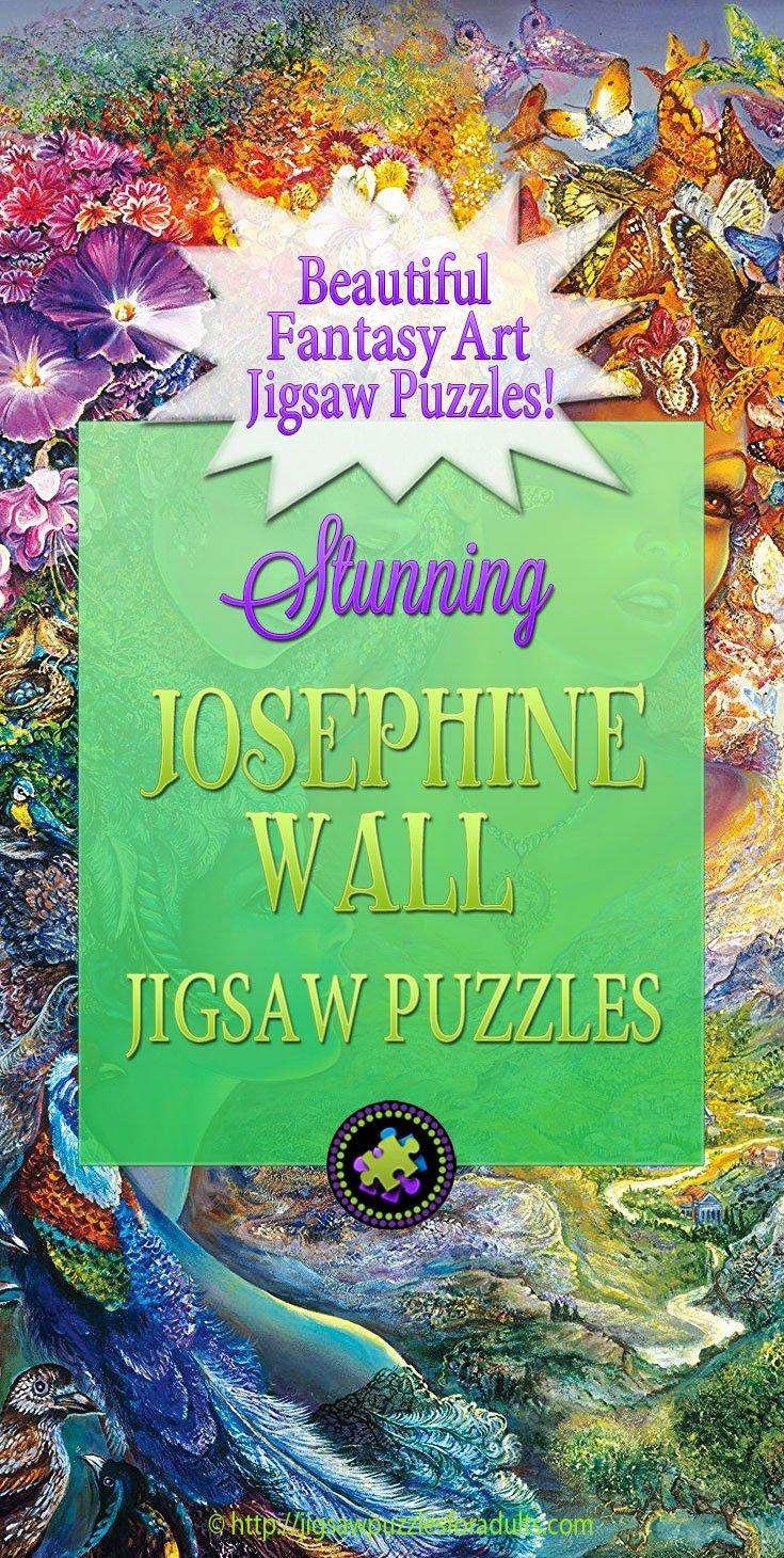 Josephine Wall Jigsaw Puzzles