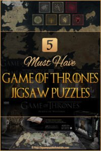 Game Of Thrones Jigsaw Puzzles