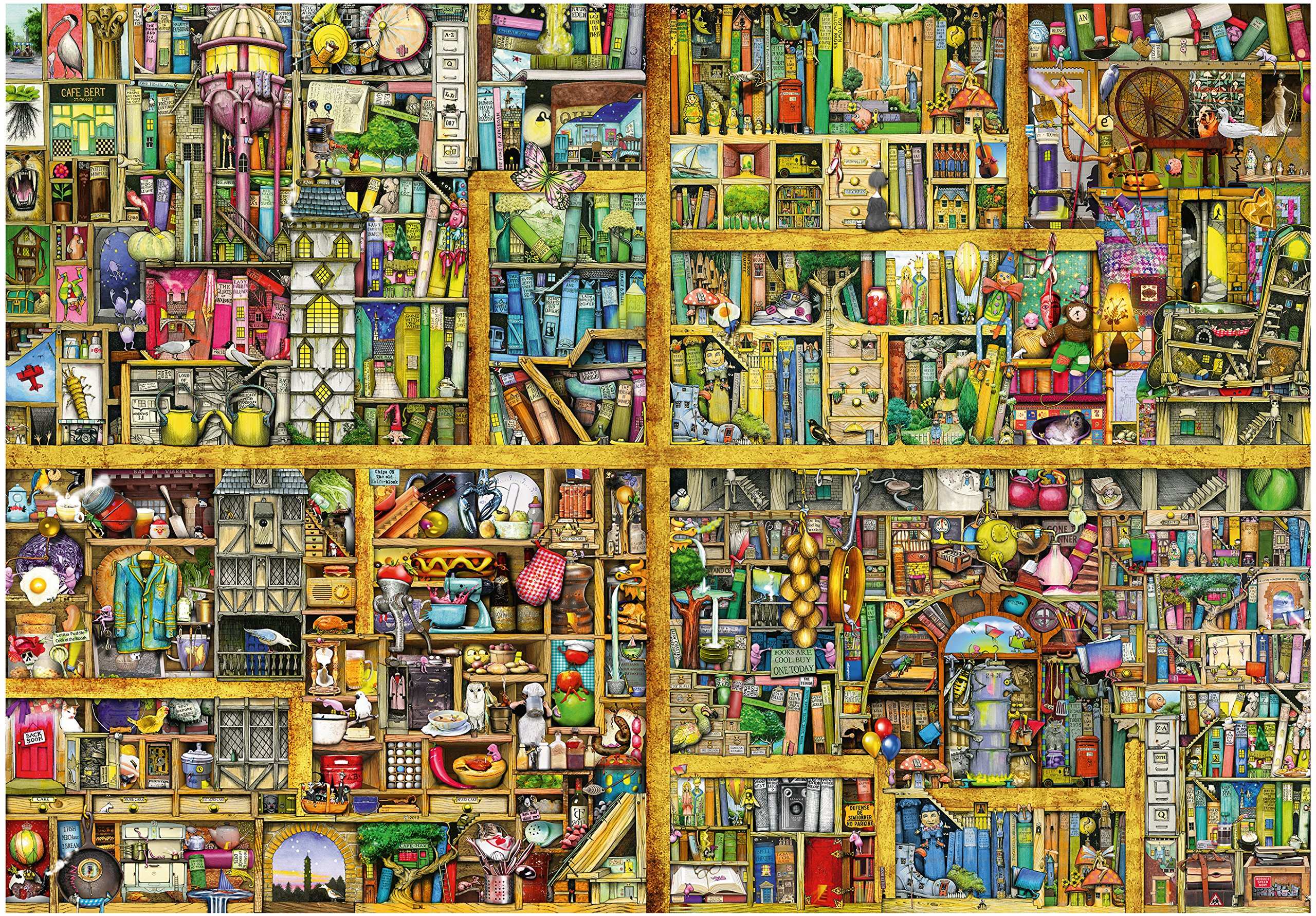 Extra Large Jigsaw Puzzles | GIANT Puzzles Not For The Faint