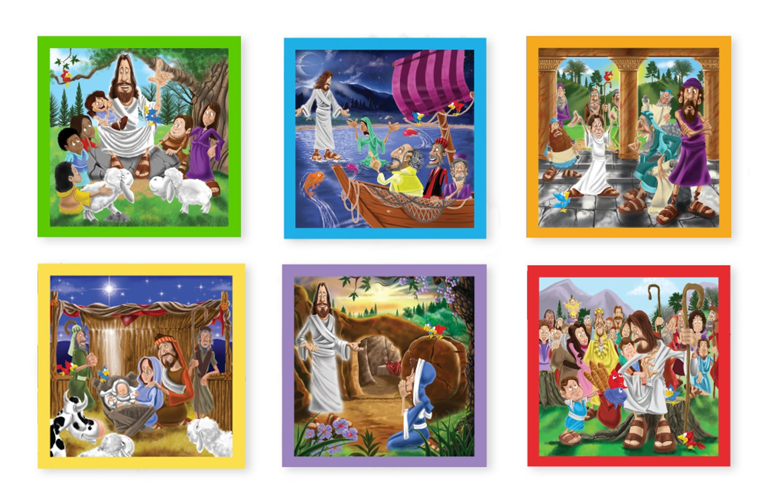 Bible Puzzles Kids And Adults Can Have Loads Of Fun Doing