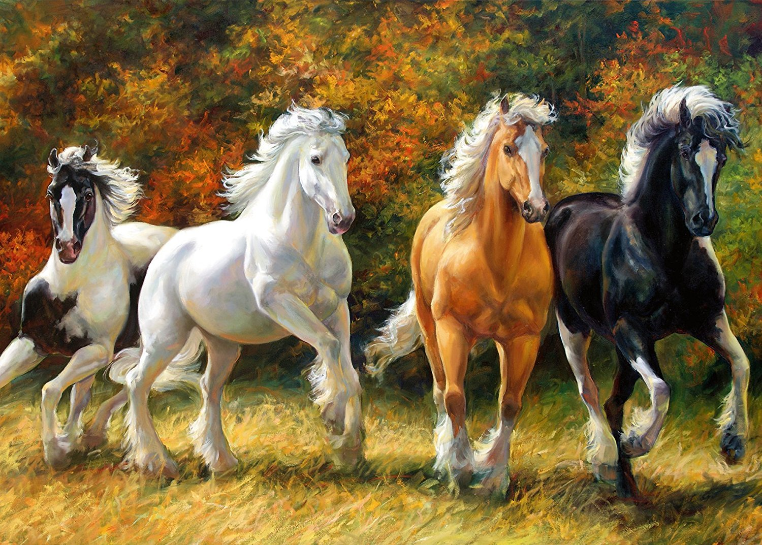 Uncategorized Horse Puzzle horse jigsaw puzzles that will absolutely capture your imagination galloping puzzle