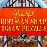 Christmas Shaped Jigsaw Puzzles