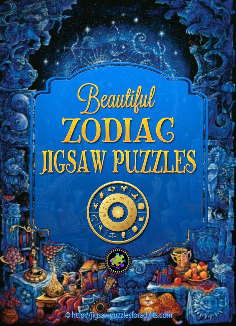 Zodiac Jigsaw Puzzles
