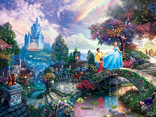 Thomas Kinkade Disney Puzzles Jigsaw Puzzles For Adults