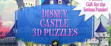 Disney Castle 3D Puzzle