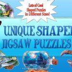 Unique Shaped Jigsaw Puzzles