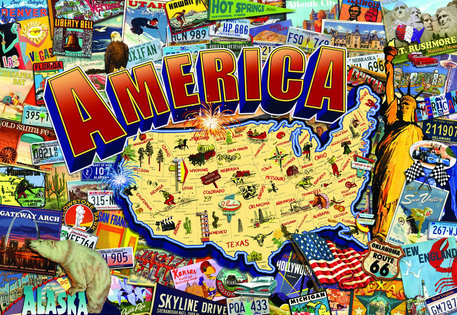 United States Map Jigsaw Puzzle Jigsaw Puzzles For Adults - United states map jigsaw puzzle online