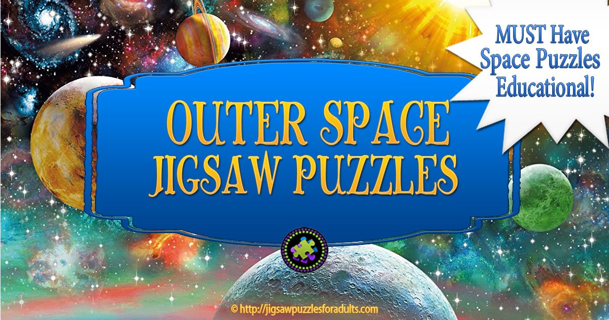 Outer Space Jigsaw Puzzles