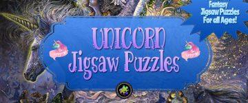 Unicorn Jigsaw Puzzles