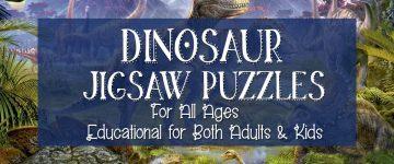 dinosaur jigsaw puzzles
