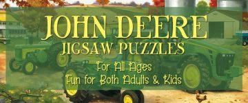 John Deere Jigsaw Puzzles