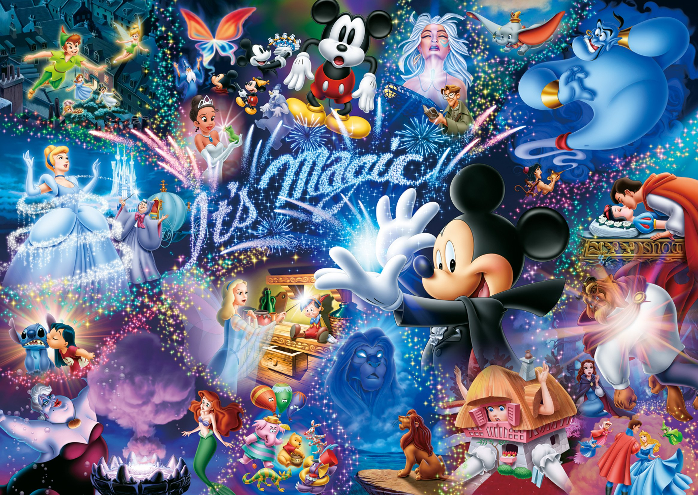 disney stained art jigsaw puzzle jigsaw puzzles for adults. Black Bedroom Furniture Sets. Home Design Ideas
