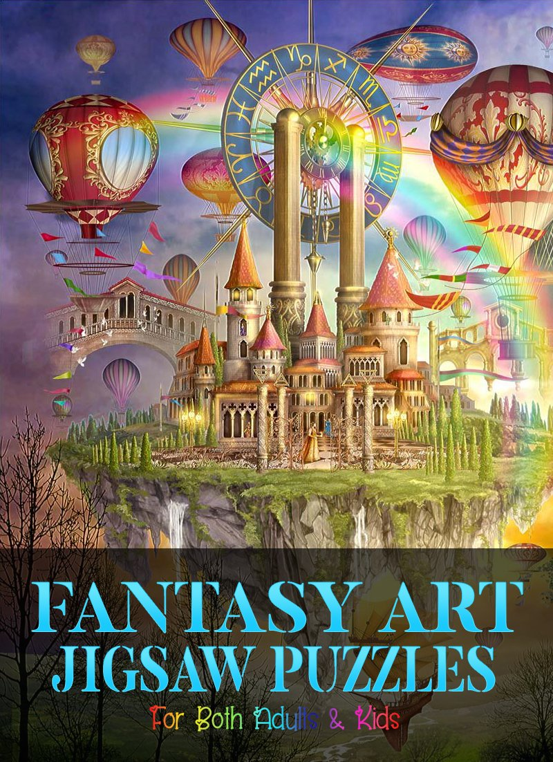 Fantasy Art Jigsaw Puzzles | Jigsaw Puzzles For Adults