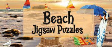 Beach Jigsaw Puzzles