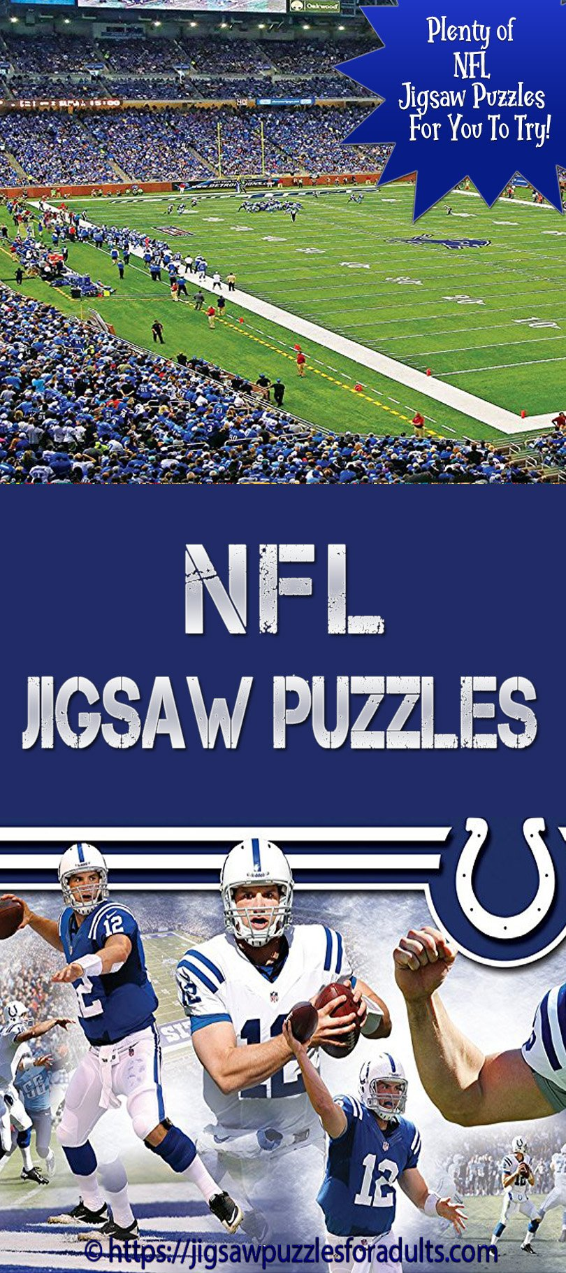 NFL Jigsaw Puzzles