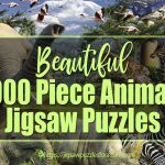 3000 Piece Animal Jigsaw Puzzles