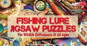 Fishing Lure Jigsaw Puzzle