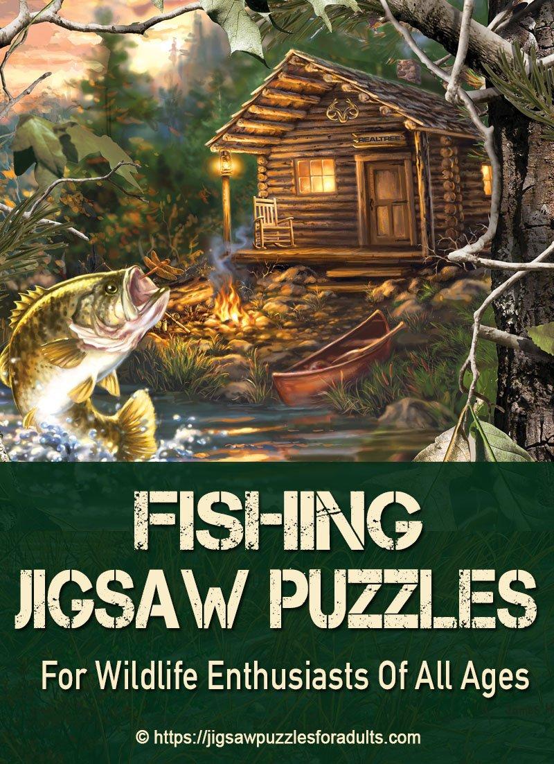 Fishing Jigsaw Puzzles