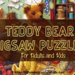 Teddy Bear Jigsaw Puzzles