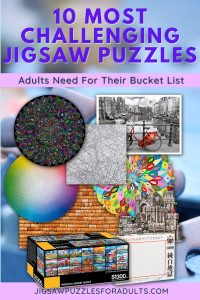 challenging jigsaw puzzles adults